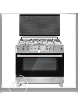 MAXI Gas Cooker 60*90 (4+2) INOX | Kitchen Appliances for sale in Oyo State, Ibadan