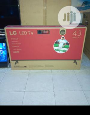 43 Inches LG LED TV | TV & DVD Equipment for sale in Lagos State, Lekki