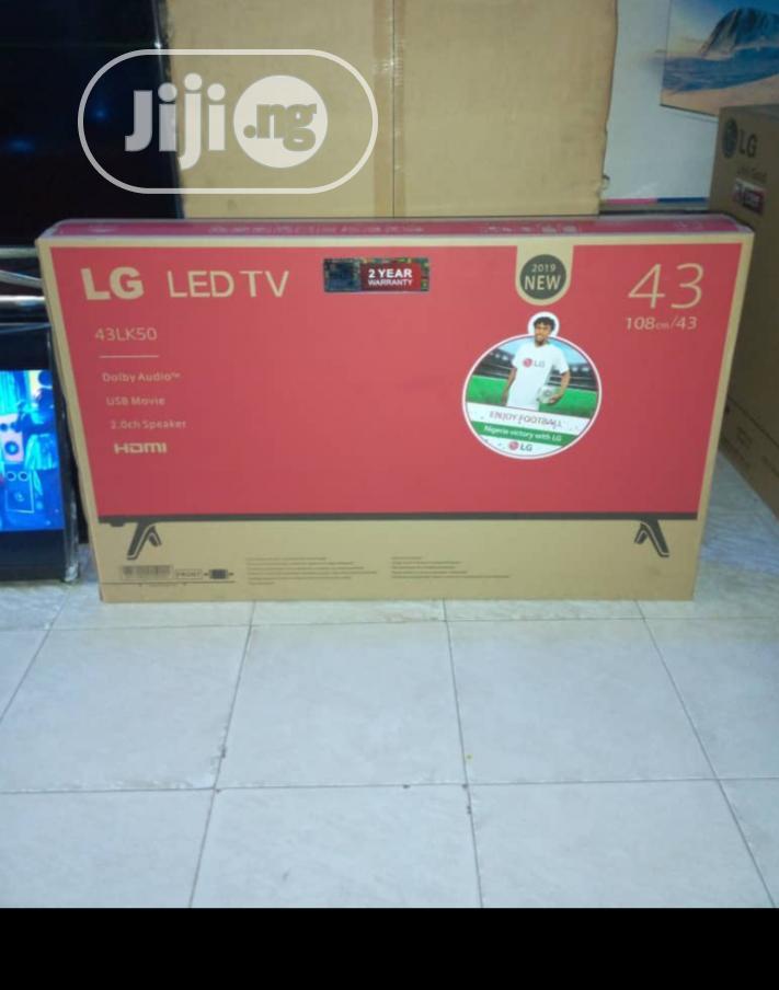 43 Inches LG LED TV