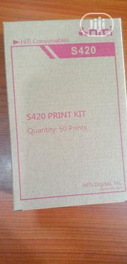 Hiti Paper S420 Red | Computer Accessories  for sale in Lagos State, Ikeja