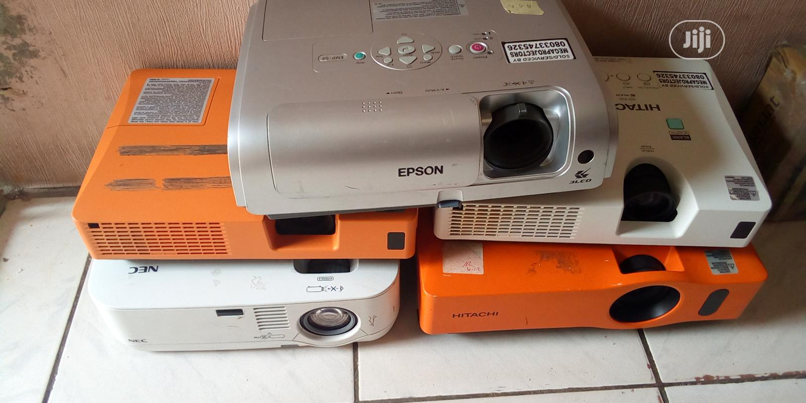 Amazing Discount... Projector   TV & DVD Equipment for sale in Kubwa, Abuja (FCT) State, Nigeria
