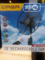 18inches Was a Rechargeable Solar Fan | Solar Energy for sale in Lagos State, Ojo