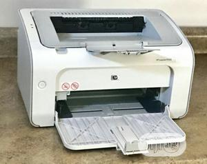 HP 1005 BLACK and White Laserjet Printer   Printers & Scanners for sale in Lagos State, Ikeja