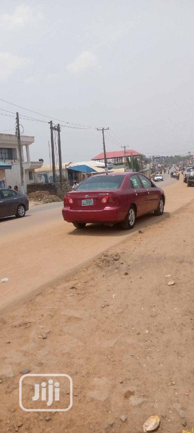 1,500sqm With 6units Of 2bedroom Bungalow Along Gado Nasco Rd For Sale | Land & Plots For Sale for sale in Kubwa, Abuja (FCT) State, Nigeria