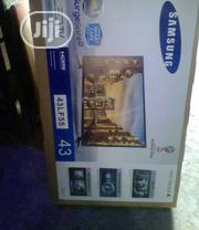 "43"" Samsung LED TV | TV & DVD Equipment for sale in Lagos State, Ojo"