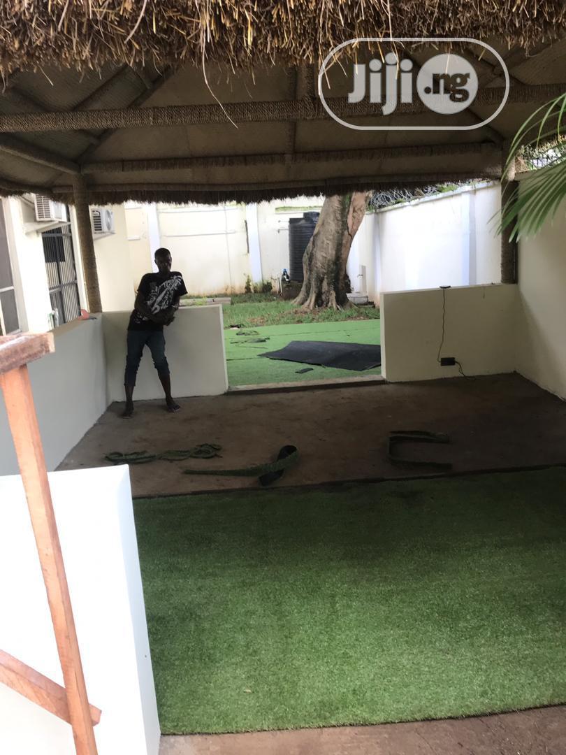 TURKISH Artificial Grass Carpet for Home/Indoor/Outdoor. | Garden for sale in Ikoyi, Lagos State, Nigeria