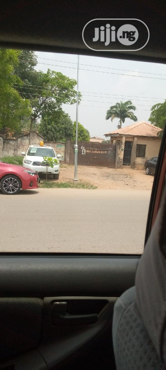 Property On Gado Nasco Road On 8,500sqm Of Land Suitable For Hotel | Land & Plots For Sale for sale in Kubwa, Abuja (FCT) State, Nigeria