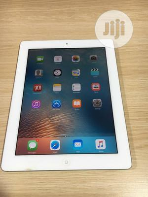 Apple iPad 2 Wi-Fi + 3G 16 GB Silver   Tablets for sale in Lagos State, Ikeja