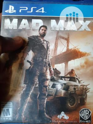 PS4 Mad Max | Video Games for sale in Lagos State