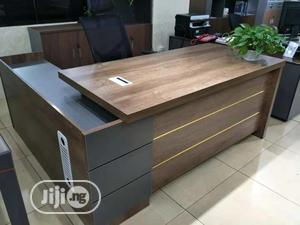 Executive Office Table With Extension   Furniture for sale in Lagos State, Ikeja