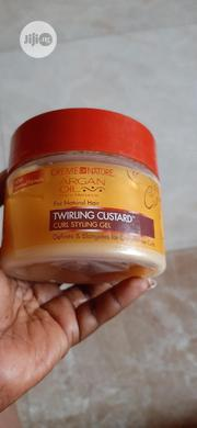 Creme Of Nature Twirling Custard Curl Styling Gel | Hair Beauty for sale in Enugu State, Enugu