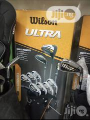 Wilson Golf Bag With Kit | Sports Equipment for sale in Kano State, Gezawa