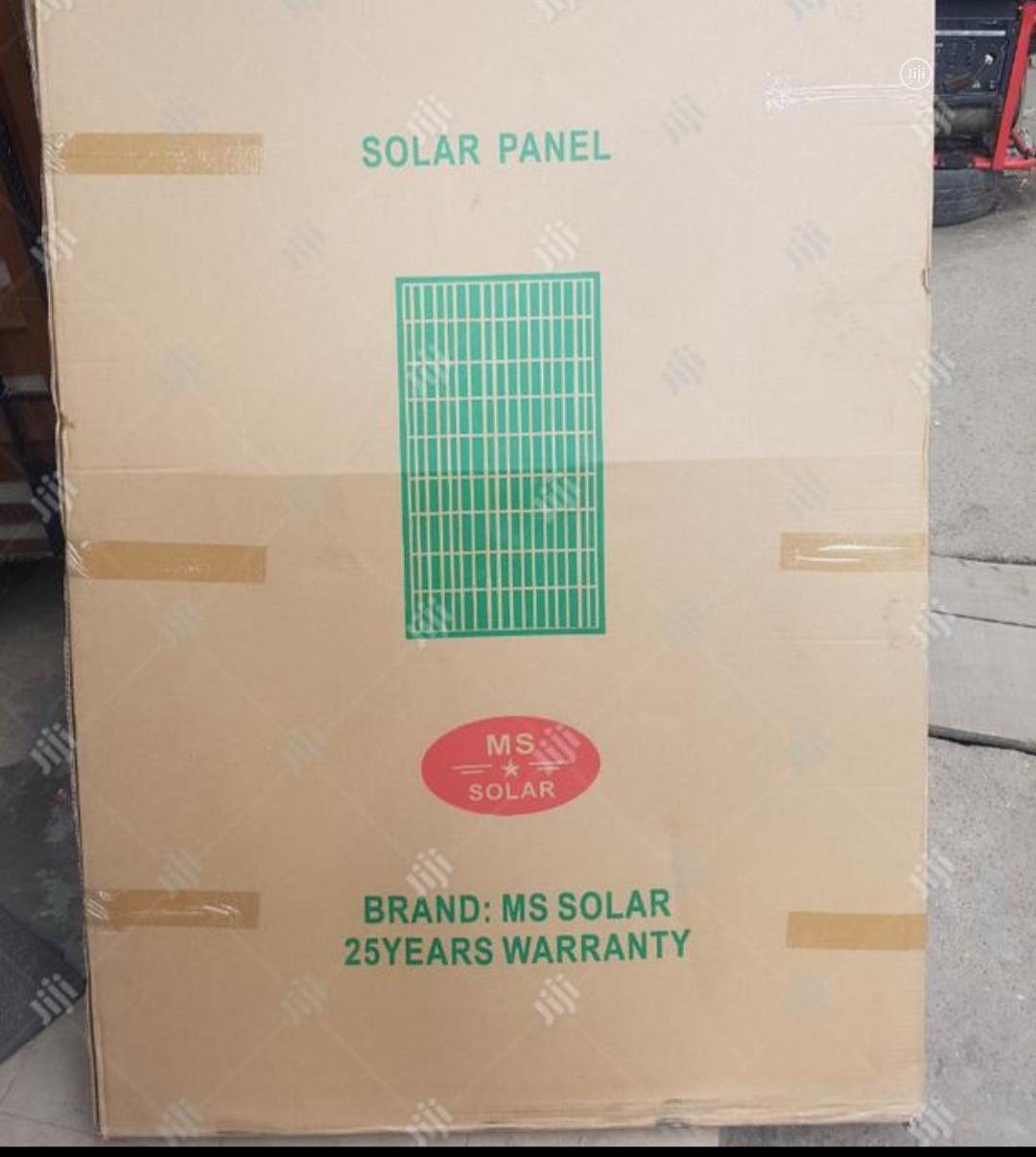 250watts Solar Panel Mono
