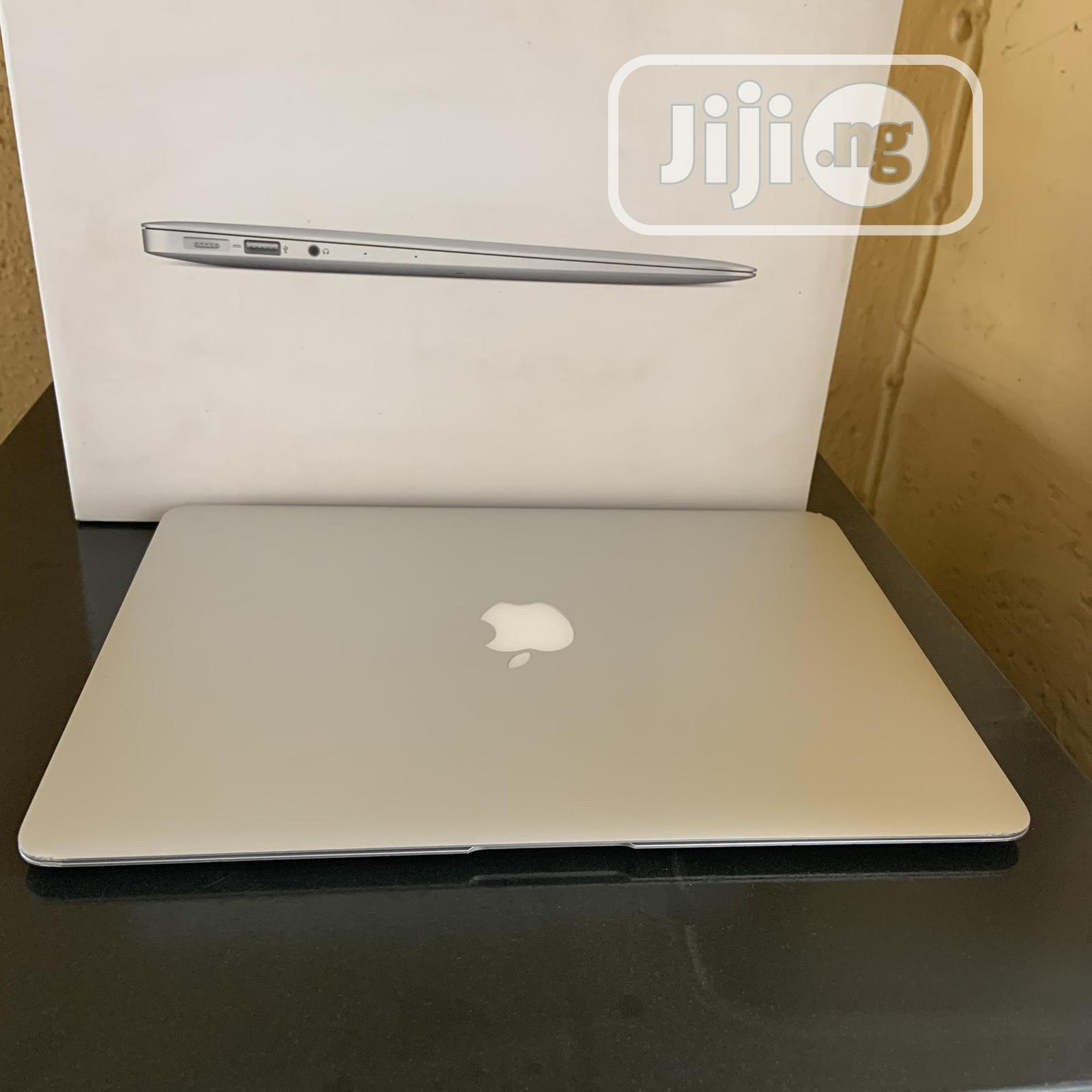 Laptop Apple MacBook Air 8GB Intel Core I7 SSD 128GB   Laptops & Computers for sale in Ikeja, Lagos State, Nigeria
