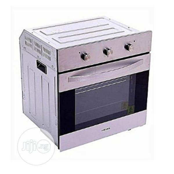 Archive: Phiima 60cm Built In Gas And Electric Oven(Silver) Gent 706i