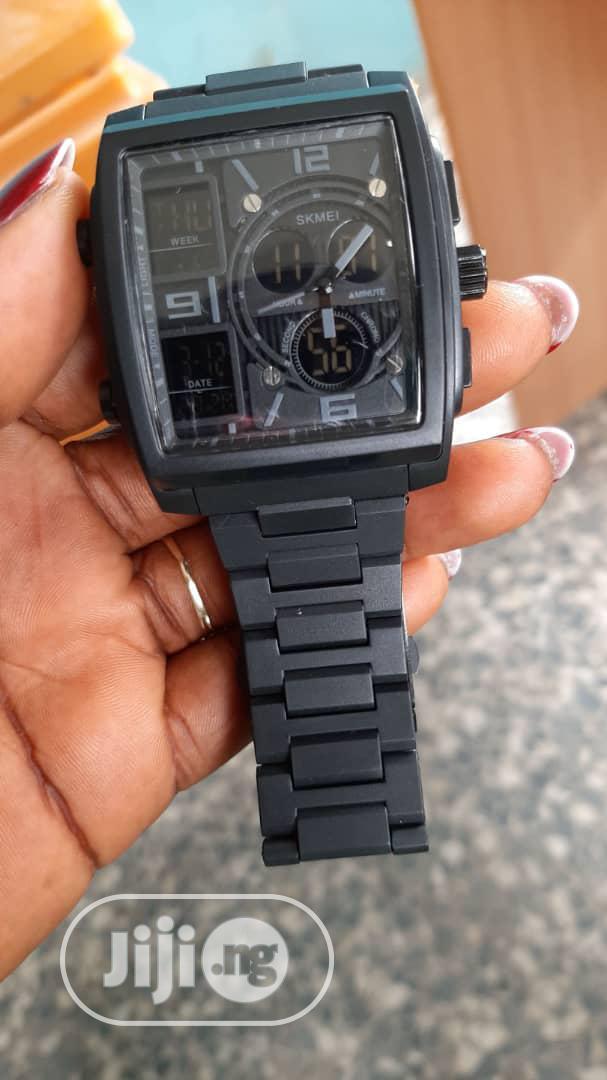 Skmei Rectangular Watch