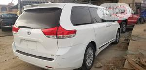 Toyota Sienna 2016 White | Cars for sale in Lagos State, Ojodu