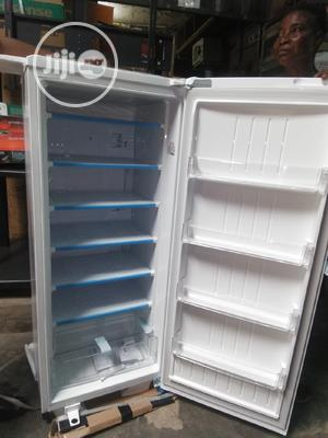 LG Model GN-304SQ Standing Freezer With 2yrs Warranty.   Kitchen Appliances for sale in Lagos State, Ojo