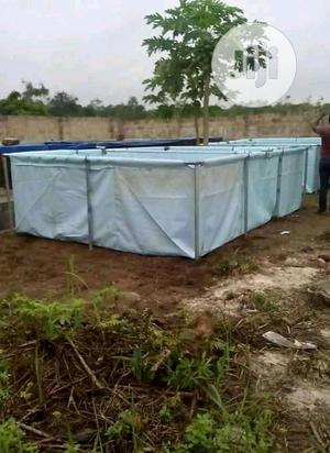 Best In Working Pvc Trailer Tarpaulin And Fish Ponds   Farm Machinery & Equipment for sale in Abia State, Aba North