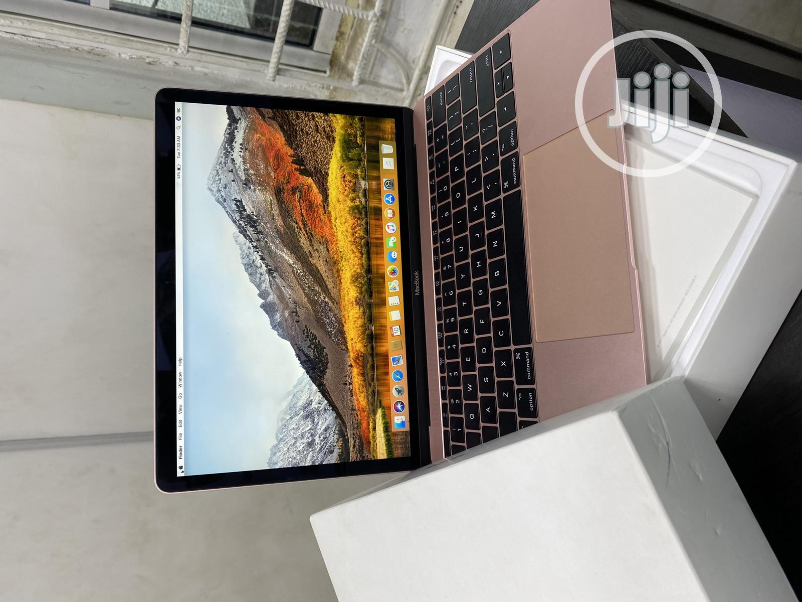 Laptop Apple MacBook 8GB Intel Core M SSD 256GB | Laptops & Computers for sale in Ikeja, Lagos State, Nigeria