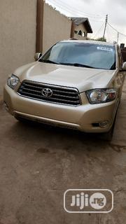 Toyota Highlander 2008 Sport Gold | Cars for sale in Ogun State, Abeokuta South