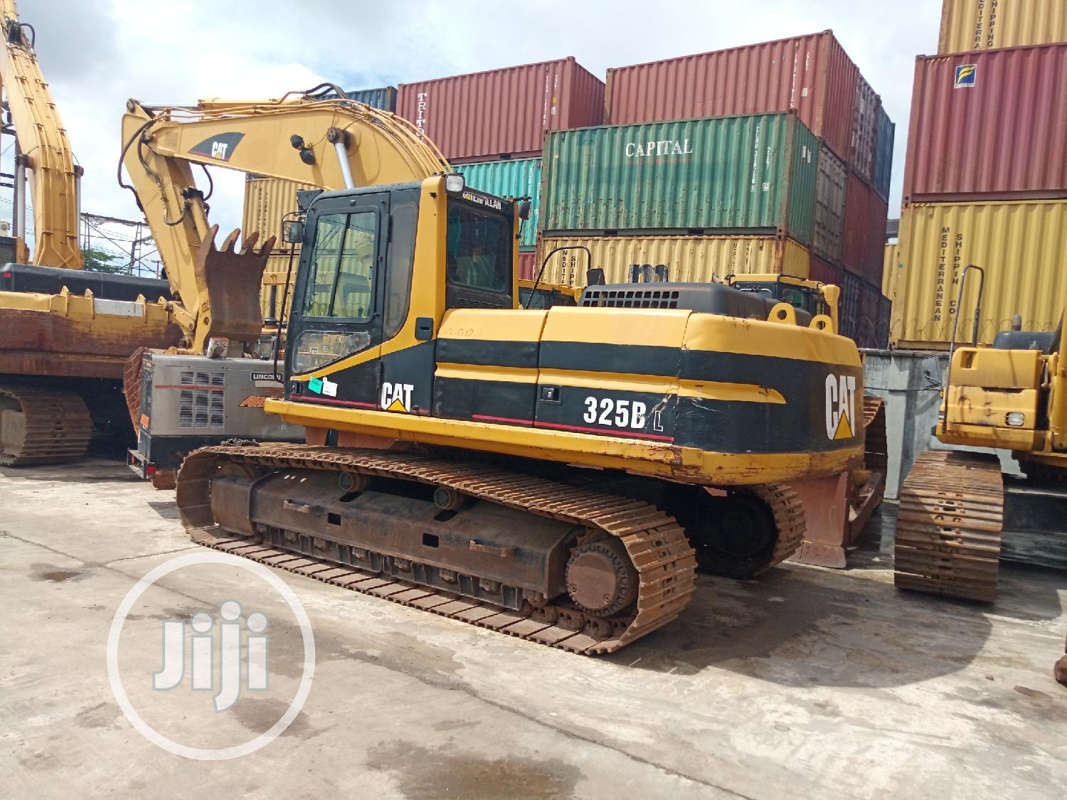 325bl Caterpillar Excavator | Heavy Equipment for sale in Amuwo-Odofin, Lagos State, Nigeria