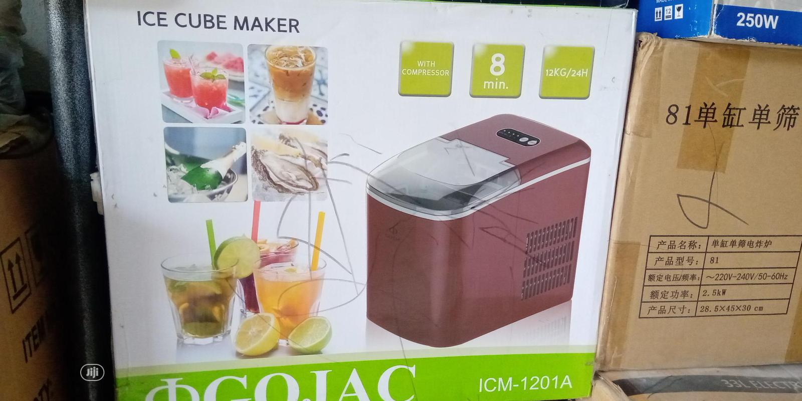 Archive: Ice Cube Maker Machine