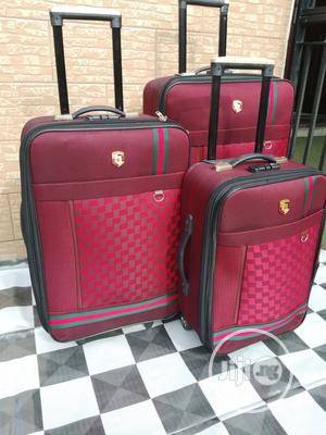 Attractive Gucci Travel Luggage Bags (3 Sets) Available for Sale | Bags for sale in Lagos State, Ikeja