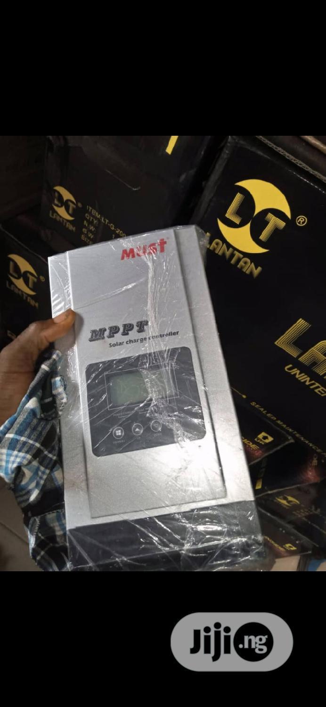 45ah 12/24/48volts Solar Charger Controller Cinemax Mppt