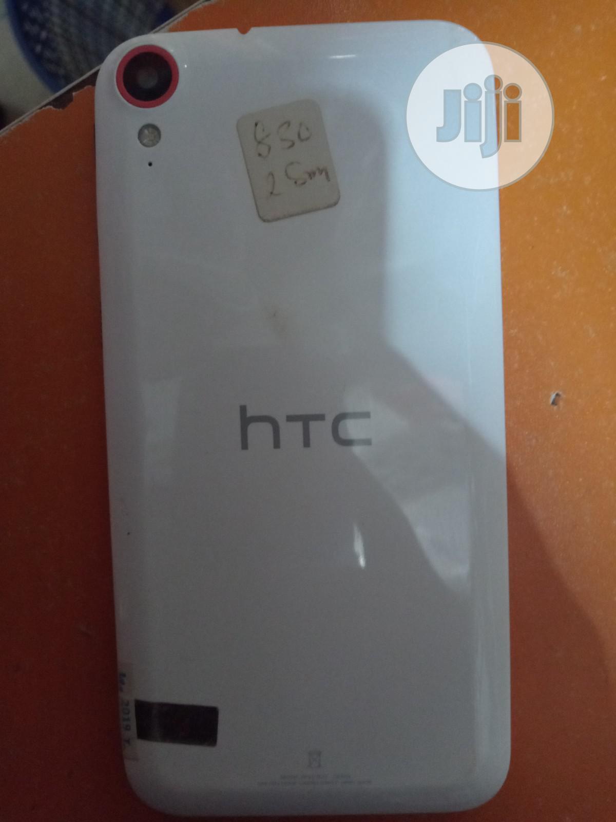 Archive: HTC Desire 830 32 GB White