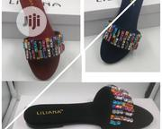 Liliana And Double G Slippers | Shoes for sale in Lagos State, Ikoyi