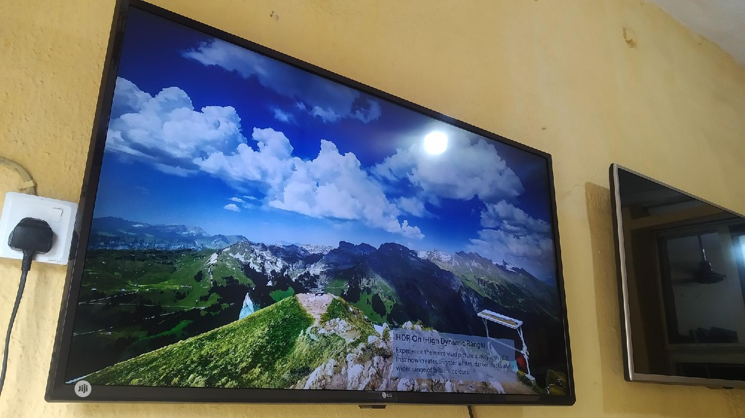 """43"""" Inches LG Webos Smart Ultra HD 4k HDR TV 