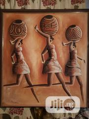 """3 Maidens"" Imported Original Oil On Canvas 