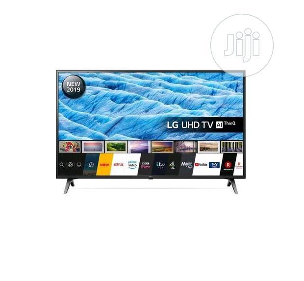 LG 50'' 4K UHD Smart Satellite TV + Magic Remote - 50UM7340