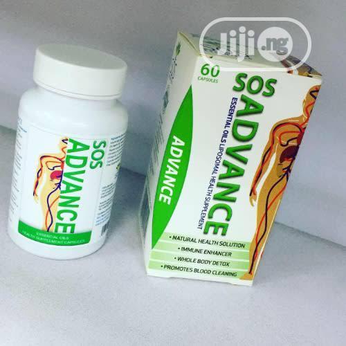 Sos Advance Tablets/Oil