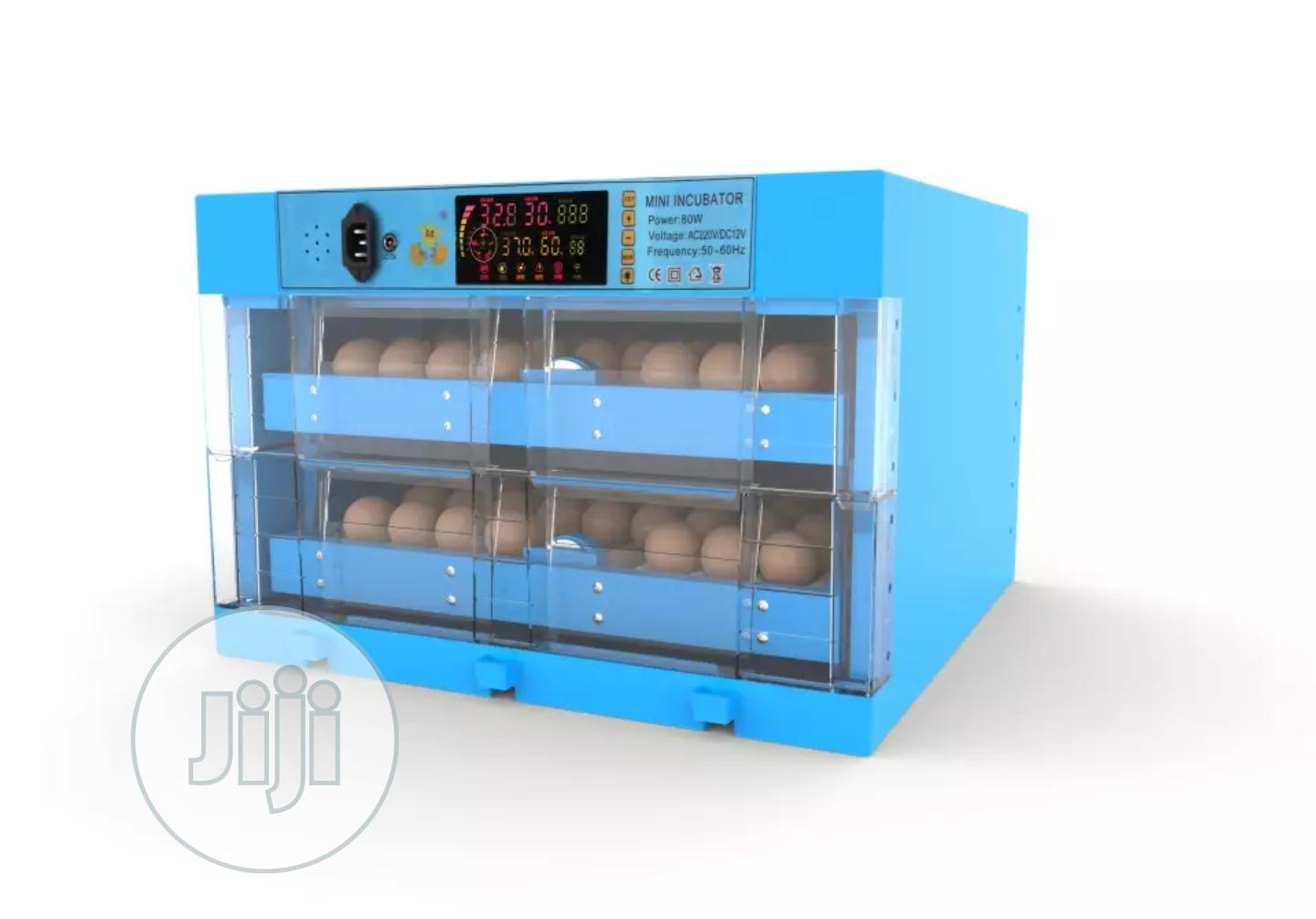 Automatic Dual Power Incubator 192 Eggs