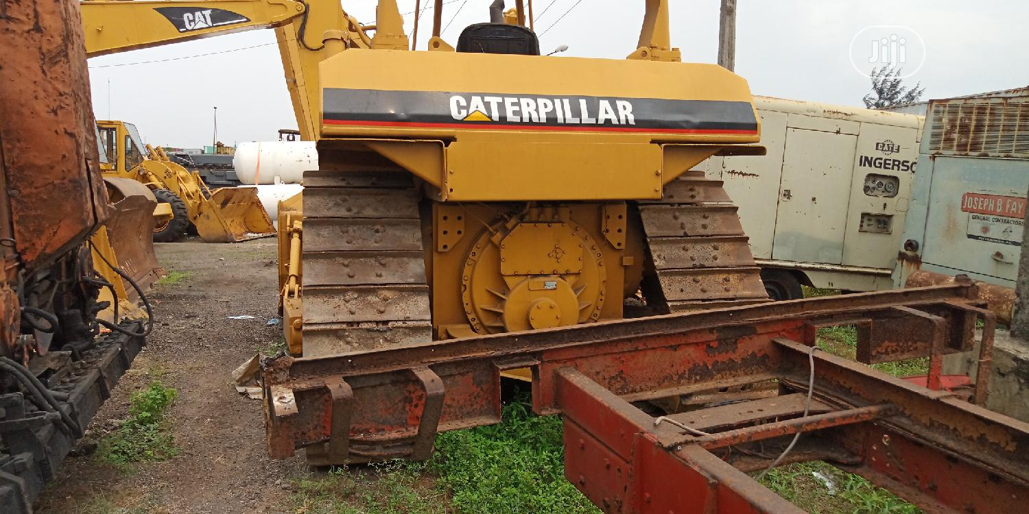 Archive: D6H Caterpillar Bulldozer