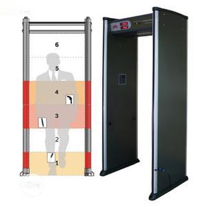 Walk-through Metal Detector Temperature Diagnose Door | Safetywear & Equipment for sale in Lagos State, Ojodu