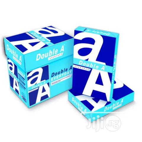 Double A Copy Paper A4 80gsm/75gsm | Stationery for sale in Lagos Island (Eko), Lagos State, Nigeria