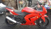 Kawasaki 2010 Red | Motorcycles & Scooters for sale in Lagos State, Ikoyi
