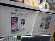 Apple 3- In -1 Charger | Accessories for Mobile Phones & Tablets for sale in Lagos State, Ikeja