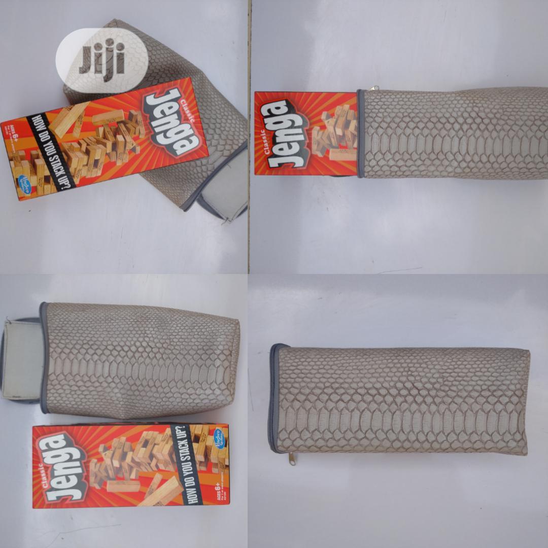 USA Jenga Game Bag - 1piece