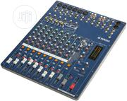 Yamaha MG124CX 12 Input Stereo Mixer With Digital Effects | Audio & Music Equipment for sale in Lagos State, Ojo
