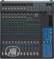 Yamaha MG16 | 16-Channel Mixing Console | Audio & Music Equipment for sale in Lagos State, Ojo