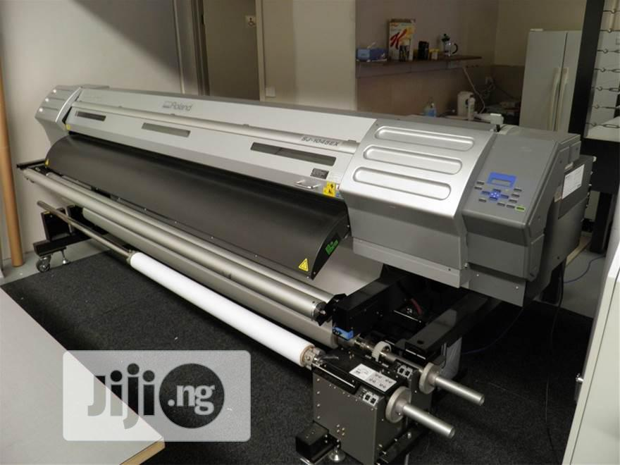 Roland Eco Solvent Printing Machine | Printing Equipment for sale in Ikeja, Lagos State, Nigeria