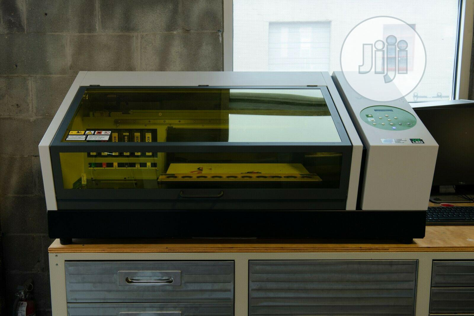 Roland LEF 20 UV Printer | Printing Equipment for sale in Ikeja, Lagos State, Nigeria
