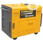 Sumec Firman 10kva Diesel Sound Proof Generator | Electrical Equipment for sale in Lagos State, Ojo