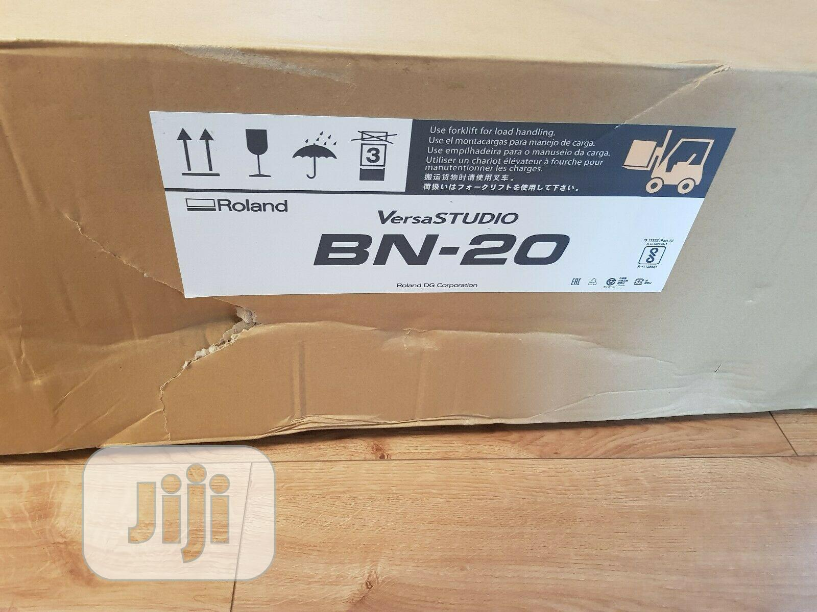 Roland BN 20 | Printing Equipment for sale in Ikeja, Lagos State, Nigeria