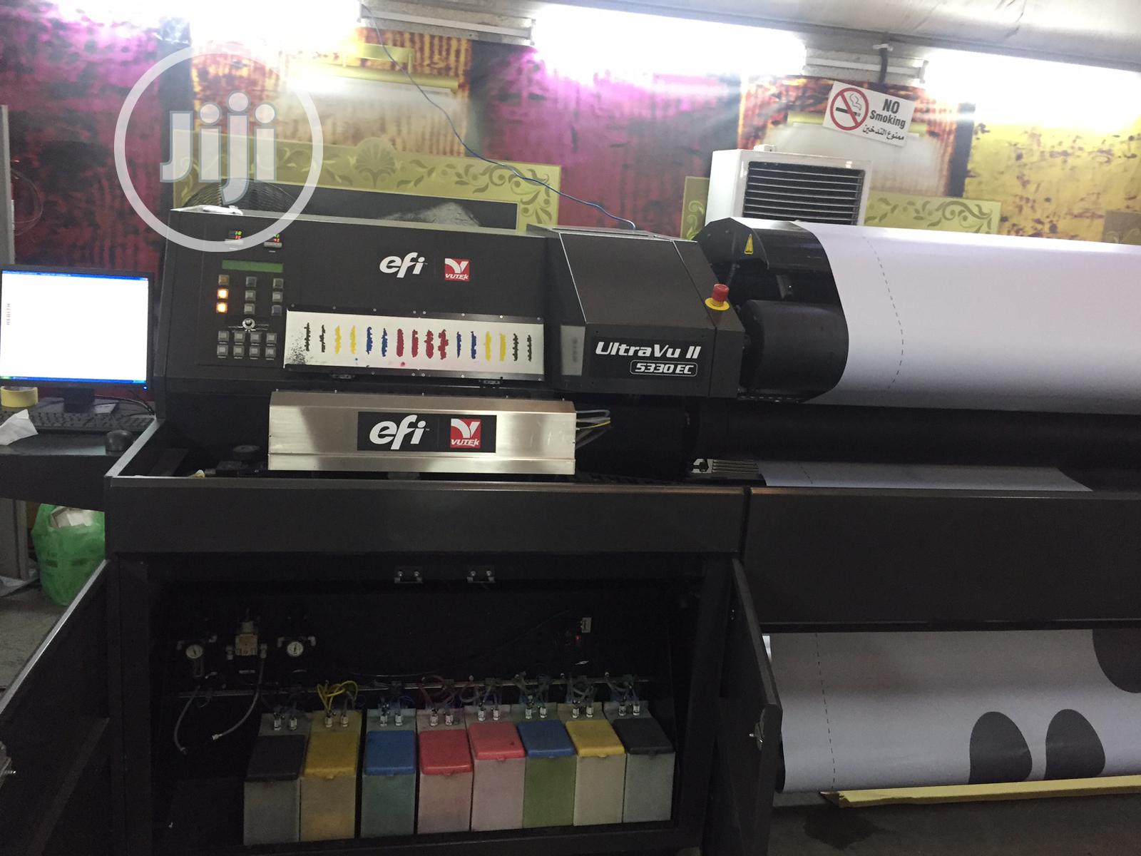 USA Large Format Solvent Printer | Printing Equipment for sale in Ikeja, Lagos State, Nigeria