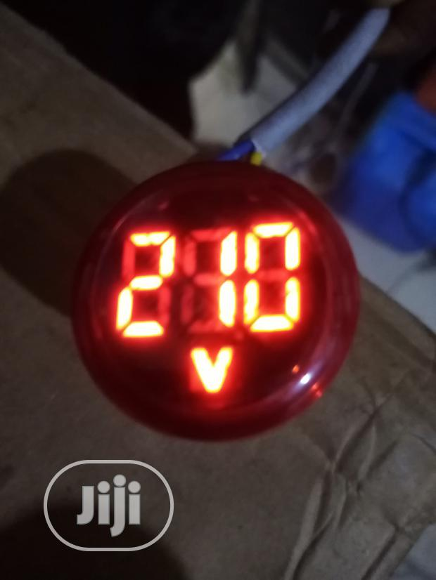 Industrial Digital Indicator Light